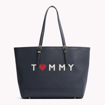 Borsa Tote Love Tommy Hilfiger