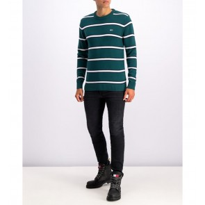 MAGLIONCINO TOMMY HILFIGER A RIGHE DM0DM07001